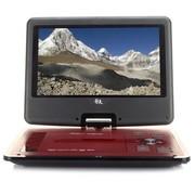 谷天 GT1008 便携式移动DVD 10.1英寸(绛红色)