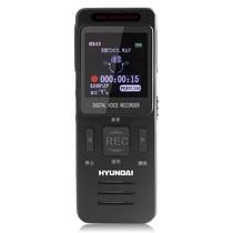 现代 B860 韩国专业数字录音笔  8GB 黑色产品图片主图