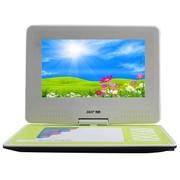 先科 GT-9270 14.1   便携学习移动DVD 便携液晶电视  电子书 绿色