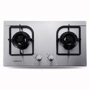 乐铃 G1311W 嵌入式燃气灶 天然气 液化气 一体成型不锈钢灶具