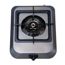 尊威 1B018不锈钢台式煤气灶单灶 燃气灶 单 液化气产品图片主图