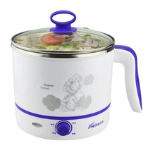 美苏 MS-D02B多用电煮锅1.5L产品图片主图