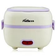 美苏 MS-D03B便携式蒸煮加热电饭盒1.2L
