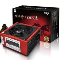 爱国者 额定420W 黑暗骑士570DK 电源(宽幅设计/节能设计)产品图片主图