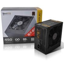 安钛克 额定450W  新模尊 Neo Eco 450M 电源 80PLUS铜牌/模组化线材管理/ 120mm双滚珠静音风扇产品图片主图