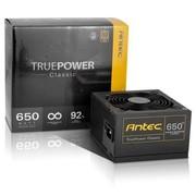 安钛克 额定650W TP-650C 电源 12CM风扇/ 80PLUS金牌