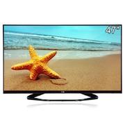 LG 47LA6300-CA 47英寸3D网络LED电视(黑色)