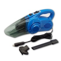 尤利特 YD-5305A 大功率干湿两用车载吸尘器 蓝色产品图片主图