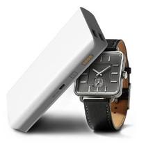 紫光电子 S5 13000毫安 套餐版 支持99%手机充电 移动电源 白色 官方标配+2000毫安充电器产品图片主图