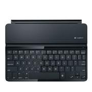 罗技 iK710 超薄键盘盖 适用于iPad Air 1代 太空灰