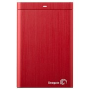 希捷 Backup Plus新睿品 500G 2.5英寸 USB3.0移动硬盘 红色 (STBU500303-BAG)(礼包装)