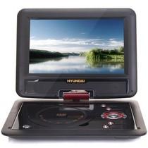 现代 HY-A855 10英寸 便携式移动DVD(红色)产品图片主图