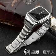 Hi-PEEL 智能手表Hi999 新款商务时尚穿戴式手环腕表手机 可打电话设备 银色