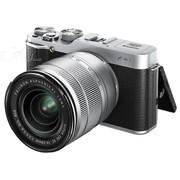 富士 X-A1 单电套机 银色(XC 16-50mm F3.5-5.6 OIS 镜头)
