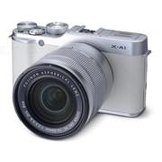 富士 X-A1 单电套机 白色限量版(XC 16-50mm F3.5-5.6 OIS 镜头)