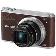 三星 WB350F 数码相机 棕色(1630万像素 3英寸液晶屏 21倍光学变焦)