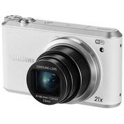 三星 WB350F 数码相机 白色(1630万像素 3英寸液晶屏 21倍光学变焦)
