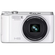 卡西欧 EX-ZR1000 数码相机 白色(1610万像素 3.0英寸旋转液晶屏 12.5倍光学变焦 24mm广角)