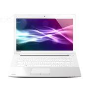 东芝 C40-AS20W1 14英寸笔记本(i3-3110M/4G/500G/1G独显/摄像头/DOS/雪晶白)