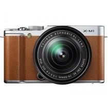 富士 X-M1 微单套机 棕色(16-50mm,50-230mm)产品图片主图
