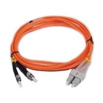 能士 ST多模双芯1米尾纤NSFO-8042-P-FC-MM-DP-1产品图片主图
