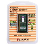 金士顿 系统指定低电压版 DDR3 1600 8GB 宏基(ACER)笔记本专用内存
