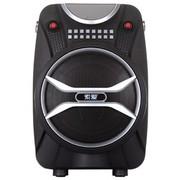 索爱 SA-X6 有源音箱 (黑色)