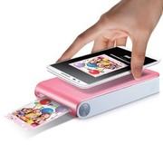 LG PD239P 趣拍得 智能手机照片打印机口袋相印机(粉色)