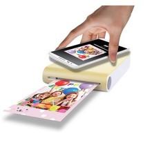 LG PD239Y POCKET PHOTO 趣拍得 智能手机照片打印机口袋相印机(黄色)产品图片主图