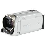 佳能 LEGRIA HF R506 数码摄像机 白色(约328万像素 32倍光学变焦 3.0英寸触摸屏 婴儿模式)