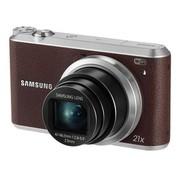三星 WB350F 数码相机 棕色(1630万像素 3英寸触摸屏 21倍光学变焦 23mm广角 内置8G卡)