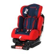 宝贝第一(Babyfirst) 铠甲勇士V8B汽车儿童安全座椅  米妮(炫彩红)