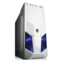 撒哈拉 走线大师GL8限量版 游戏机箱 白色 (豪华大侧透/USB3.0/完美背线)产品图片主图