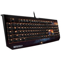 雷蛇 黑寡妇蜘蛛终极版2013《战地4》珍藏版 机械键盘产品图片主图