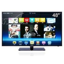海信 LED48EC280JD 48英寸网络智能LED液晶电视(黑色)产品图片主图