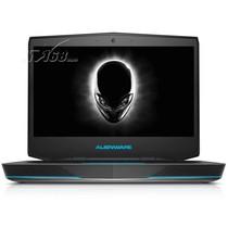 外星人 ALW14R-1528 14英寸游戏本(i5-4200M/8G/750G/GTX765M 2G独显/Win7/银色)产品图片主图