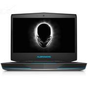 外星人 ALW14R-2728 14英寸游戏本(i7-4700MQ/16G/750G+80G SSD/GTX765M 2G独显/Win7/银色)