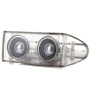 索爱 SA-C20 蓝牙灯光音响 (透明)