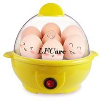 莱弗凯 ZDQ-301快速煮蛋器 蒸蛋器送蒸碗 黄色产品图片主图