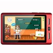快易典 平板学生电脑H5(红色) 小学初中高中同步学习机 英语电子词典 名校视频 高清彩屏
