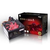 爱国者 黑暗骑士500DK电源(额定350W/宽幅/游戏版输出线设计)产品图片主图