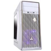 金河田 游戏联盟  启源II 炫金白机箱 (USB3.0/土豪金/大侧透/SSD/背线/超强散热/全防尘)