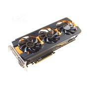 蓝宝石 R9 290X 4G GDDR5 白金版 OC