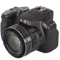 海鸥 CK20 长焦数码相机 黑色(1210万像素 24倍光学变焦 3.0英寸液晶屏 F2.8恒定大光圈)产品图片主图