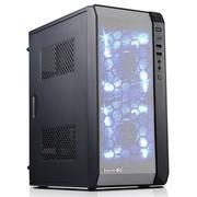 鑫谷 圣徒mini3 机电套装(标配250W静音电源,原生U3,支持Micro主板+长显卡,支持背线)