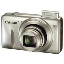 佳能 PowerShot SX600 HS 数码相机 金色(1600万像素 18倍光变 3英寸高清屏 25mm广角 WiFi/NFC)产品图片主图