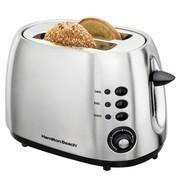 Hamilton Beach 22504-CN 家用多功能烤面包机 多士炉(银色)