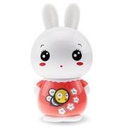 美美兔 V1 专业早教故事机婴幼儿童MP3学习机宝宝益智玩具 USB充电下载0-7岁 梦幻耳灯 胎教音乐 (西瓜红)