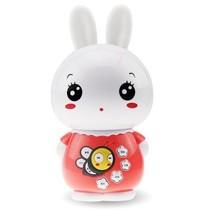 美美兔 V1 专业早教故事机婴幼儿童MP3学习机宝宝益智玩具 USB充电下载0-7岁 梦幻耳灯 胎教音乐 (西瓜红)产品图片主图
