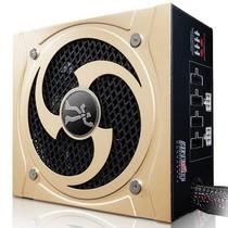 游戏伙伴 额定500W 战王猎刃HB500电源(模组化/85%效率/大尺寸设计/超静音)产品图片主图